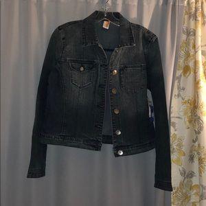 Akdmks jean jacket NWT